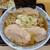 中華そば 雲ノ糸 - 料理写真:煮干中華(中)細麺 800円