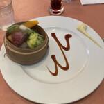 146415790 - 三浦の朝採り蒸し野菜
