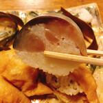 Idujuu - 鯖姿寿司