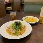 マルゲリータ - 料理写真:パスタランチ 980円税別