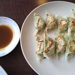 天龍 - 特製焼餃子