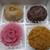 あん - 料理写真:おはぎ4種