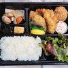 Dainingukyou - 料理写真:ミックスフライ弁当 1,080円(ダイニング興)