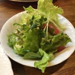 西洋料理杉山亭 - サラダ