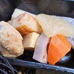 ダイニング興 - ミックスフライ弁当 ※和風煮物(ダイニング興)
