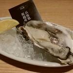 オイスタープレート - サービス生牡蠣