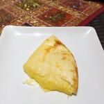 ディヤ - 熱々チーズ・ナン
