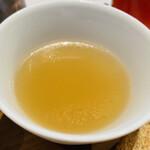 Micasadeco&Cafe - コンソメスープ