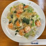 食事ハウス つの田 - 料理写真: