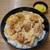 まんぷく食堂 - からあげ丼(650円)