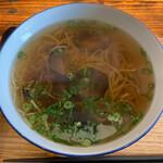 そば乃井 - 料理写真:冬限定 冬菇蕎麦