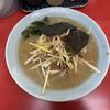 ラーメンショップ - 料理写真:ネギラーメン¥750