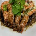 青山麺飯坊 - 蒜蓉虾