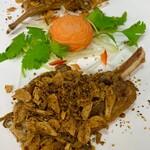 青山麺飯坊 - 孜然羊肉