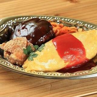 山本シェフが手掛ける、地元食材を使用したお弁当&お惣菜。