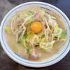 長崎亭 - 料理写真:『ちゃんぽん+生卵』様(770円+60円)