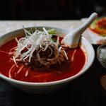 栄記 - 担々麺