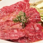 焼肉 昌久園 - 料理写真:焼肉定食(ランチ)