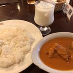 ゴングル - ゴングル青山本店(チキンカレー)