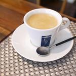 Osteria RIMA - コーヒー