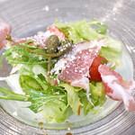 Osteria RIMA - サラダ