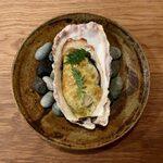 146465579 - 牡蠣のグラタン