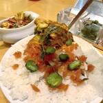 インド式 チャオカリー -