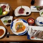 リゾートイン みちのく - 料理写真:夕食
