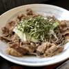 真庵 - 料理写真:ブラックそば(肉そば)850円税別表示