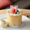 meal chiffon & sweets Damonde - 料理写真:生クリームシフォン