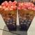 ビッグポップ - 料理写真:ストロベリーミルクポップコーン