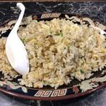 麺屋・千寿 - 焼きめし   六〇〇円なり