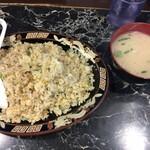 麺屋・千寿 - セット内容です