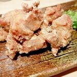 徳島中華そば 福ろう - 若鶏から揚げ(小)