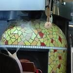 146479510 - 立派なピザ窯です