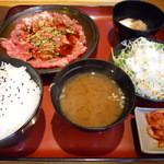 焼肉OGAWA - 焼肉ランチ
