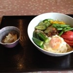 讃岐うどん国太郎 - 夏の和風冷麺