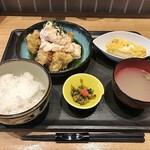 146485232 - 博多明太タルタルのチキン南蛮定食税抜730円