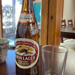 奥信州 - ドリンク写真:ビール