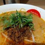 ヌードルダイニング 道麺 - 担々麺