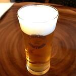 企久太 - 生ビール 小