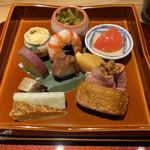 味処よこゐ - 料理写真:楽盛り