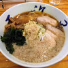 五福星 - 料理写真:背油生姜ワンタン麺 ¥1,100(税込)