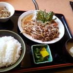 レストラン 平城 - 焼肉定食