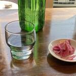 コンパル - お水と漬物