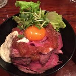 お肉と神戸野菜とワインとチーズ TOROROSSO -