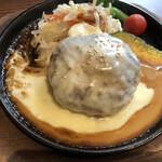Grillマッシュ - 照り焼きマヨネーズソース
