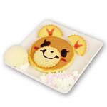 めいどりーみん - お絵かきパンケーキ(アイス添え)