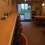 中華料理 たんたん - 2012.9カウンターとテーブル席