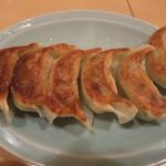 中華料理 たんたん - 2012.9 ギョウザ